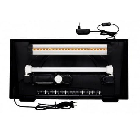Oprawa LED EXTRA 4,3W Diversa, do pokryw 40cm - od AQUA-LIGHT