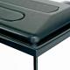 Pokrywa Selecto 80x30 Diversa, kolor czarny