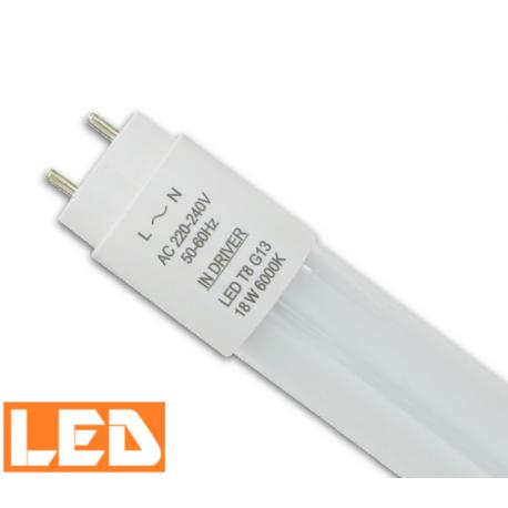 Świetlówka LED T8 18W 6000K
