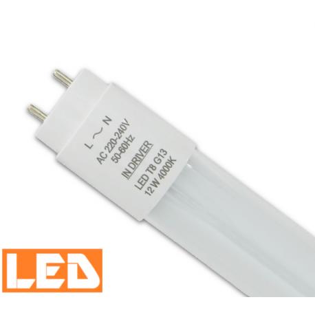 Świetlówka LED T8 12W 4000K