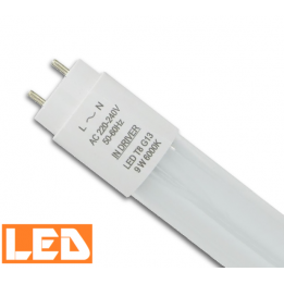 Świetlówka LED T8 9W 6000K, 60 cm Holdbox