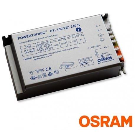 Statecznik elektroniczny POWERTRONIC PTi 150W S OSRAM