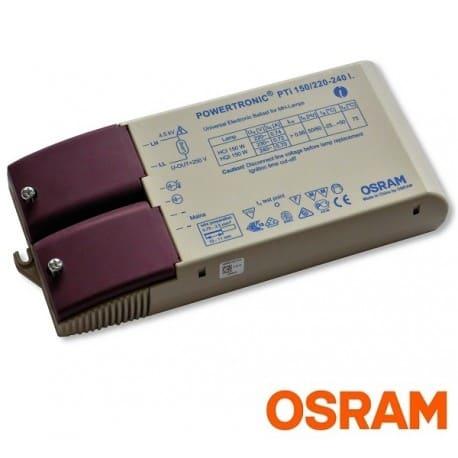 Statecznik elektroniczny POWERTRONIC PTi 150W I OSRAM