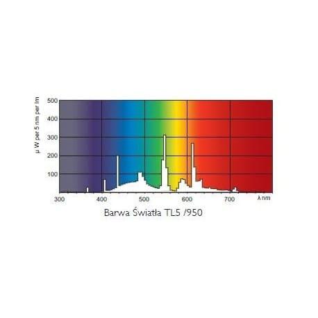 Świetlówka Philips Master TL5 HO 24W/950 5200K
