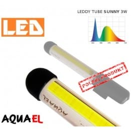 Moduł oświetlenia LED LEDDY TUBE SUNNY 3W 6500K AQUAEL - www.aqua-light.pl