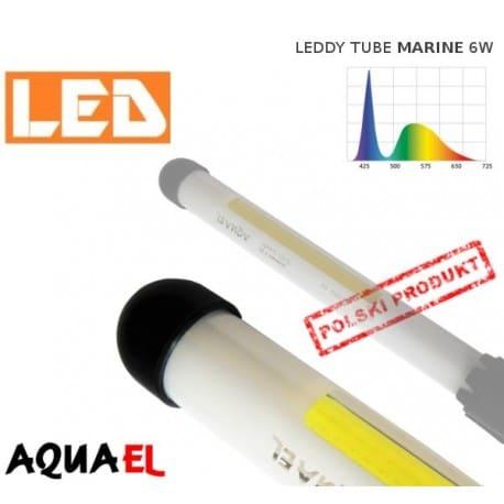 Moduł wymienny LEDDY TUBE MARINE 6W 10000K AQUAEL do akwariów morskich - www.aqua-light.pl