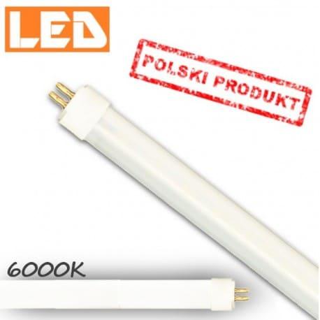 Świetlówka LED T5 PET 9W 6000K