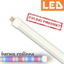 Świetlówka AquaPlant LED T5 PET 9W roślinna, diody white-red-blue