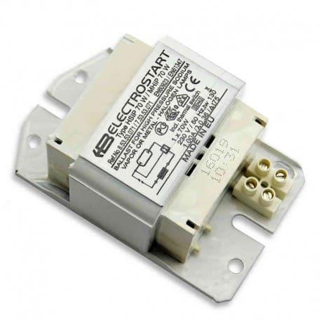 Statecznik indukcyjny HSIP / MHIP Electrostart do lamp wyładowczych - metalohalogenkowych i sodowych 70W - od AQUA-LIGHT