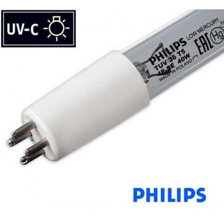 Świetlówka T5 UV-C TUV 36T5 40W 4P-SE firmy PHILIPS od AQUA-LIGHT