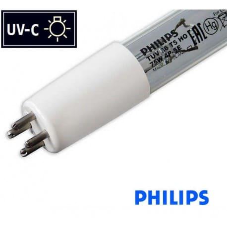 Świetlówka T5 UV-C TUV 36T5 75W 4P-SE firmy PHILIPS od AQUA-LIGHT