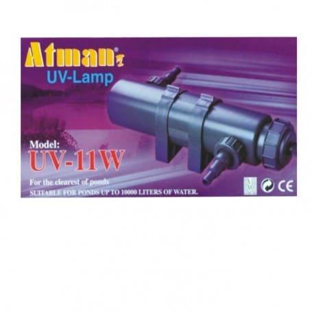 Lampa UV-11W Atman