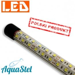 Oprawa GLASS LED WHITE 7W 6000K firmy AquaStel | sklep AQUA-LIGHT