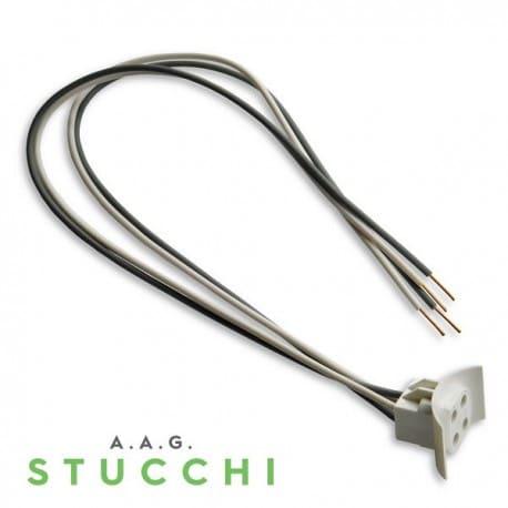 Oprawka AAGStucchi typ 184/D-FR do świetlówek kołowych G10q