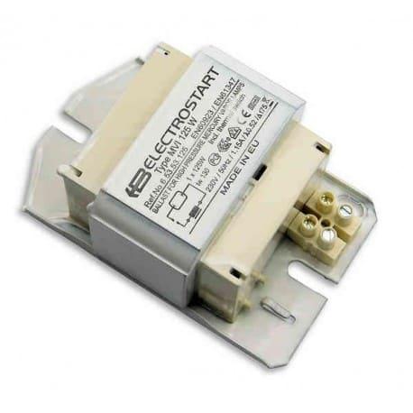 Statecznik indukcyjny MVI Electrostart do lamp wyładowczych - rtęciowych 125W - od AQUA-LIGHT