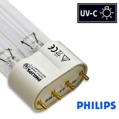 Promiennik UV-C Świetlówka UVC PHILIPS TUV PL-L 36W trzonek 2G11- od AQUA-LIGHT