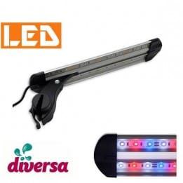 Lampka LED Intenso 7,2W KOLOR Diversa - montaż na akwarium ok. 30cm - sklep AQUA-LIGHT