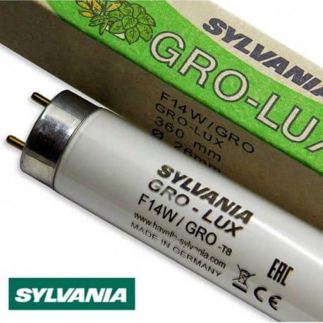 Świetlówka akwarystyczna roślinna T8 Gro-Lux 14W firmy Sylvania | AQUA-LIGHT