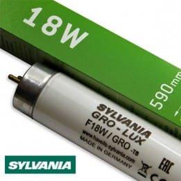 Świetlówka Sylvania T8 18W Gro-Lux 8500K roślinna Grolux
