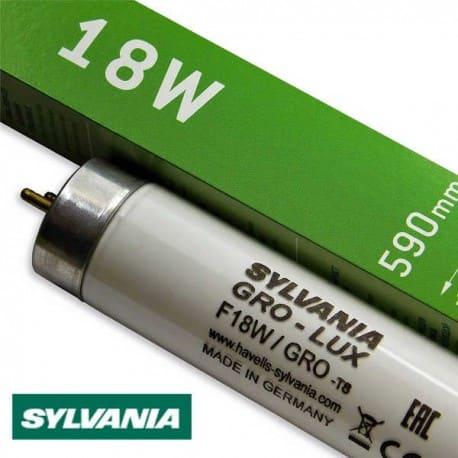 Świetlówka akwarystyczna roślinna T8 Gro-Lux 18W firmy Sylvania | AQUA-LIGHT