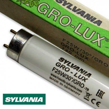 Świetlówka akwarystyczna roślinna T8 Gro-Lux 25W firmy Sylvania | AQUA-LIGHT
