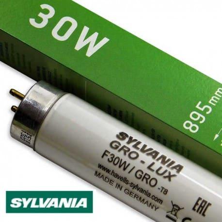 Świetlówka akwarystyczna roślinna T8 Gro-Lux 30W firmy Sylvania | AQUA-LIGHT