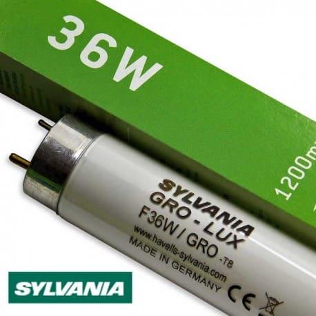 Świetlówka akwarystyczna roślinna T8 Gro-Lux 36W firmy Sylvania | AQUA-LIGHT