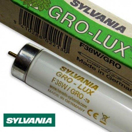Świetlówka akwarystyczna roślinna T8 Gro-Lux 38W firmy Sylvania   AQUA-LIGHT