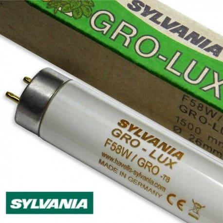 Świetlówka akwarystyczna roślinna T8 Gro-Lux 58W firmy Sylvania | AQUA-LIGHT
