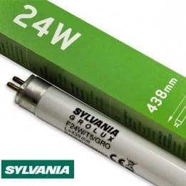 Świetlówka T5 Sylvania Grolux Gro-Lux 24W 438mm