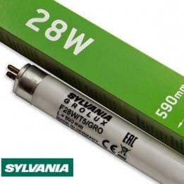 Świetlówka Sylvania T5 28W/590 Gro-Lux 8500K roślinna Grolux