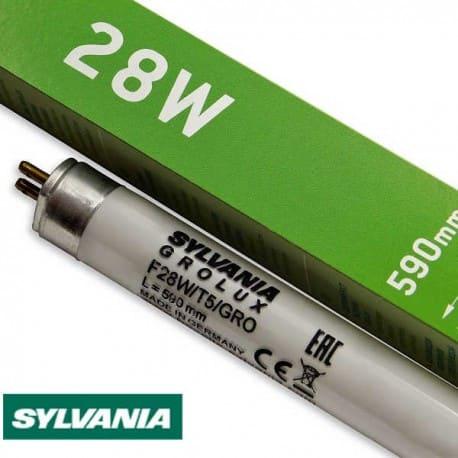 Świetlówka Sylvania T5 28W / 590mm Gro-Lux 8500K roślinna Grolux | AQUA-LIGHT