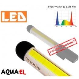 Rozkład widmowy LEDDY TUBE PLANT 3W 8000K AQUAEL