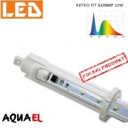 Moduł LED RETRO FIT SUNNY - moc 10W 6500K, firmy AQUAEL | sklep AQUA-LIGHT.pl