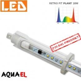 Moduł oświetlenia LED RETRO FIT PLANT 18W 8000K AQUAEL