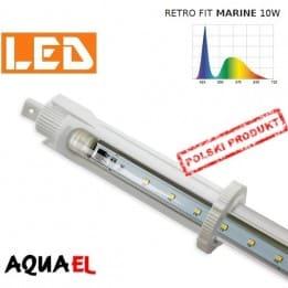 Moduł LED RETRO FIT MARINE - moc 10W 10000K, firmy AQUAEL | sklep AQUA-LIGHT.pl