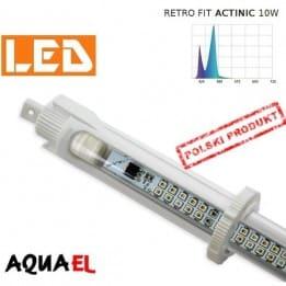Moduł LED RETRO FIT ACTINIC - moc 10W 20000K, firmy AQUAEL | sklep AQUA-LIGHT.pl