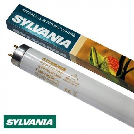 Świetlówka terrarystyczna Sylvania T8 18W Reptistar 6500K | sklep AQUA-LIGHT.pl
