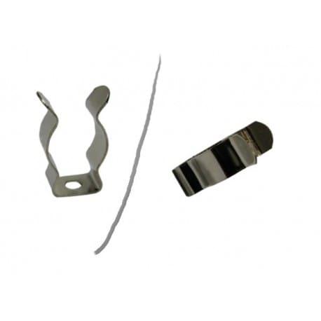 Uchwyt metalowy do świetlówki T5 | sklep AQUA-LIGHT.pl