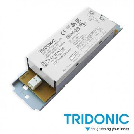 Statecznik elektroniczny PC 1x36 T8 TEC TRIDONIC |sklep AQUA-LIGHT.pl