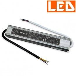 Zasilacz LED hermetyczny 12V 30W IP67 Prescot | sklep AQUA-LIGHT.pl