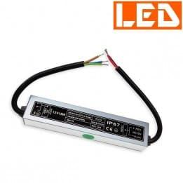 Zasilacz LED hermetyczny 12V 15W IP67 Prescot | sklep AQUA-LIGHT.pl