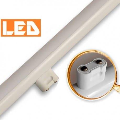 Żarówka liniowa LED 8W 3000K, trzonek S14d (1p), dł. 50cm - zamiennik dla LINESTRA | sklep AQUA-LIGHT.pl