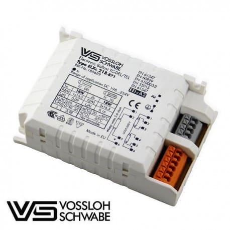 Statecznik elektroniczny ELXc 218.871 Vossloh Schwabe |sklep AQUA-LIGHT.pl