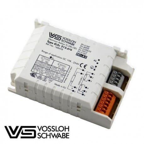 Statecznik elektroniczny ELXc 213.870 Vossloh Schwabe | sklep AQUA-LIGHT.pl