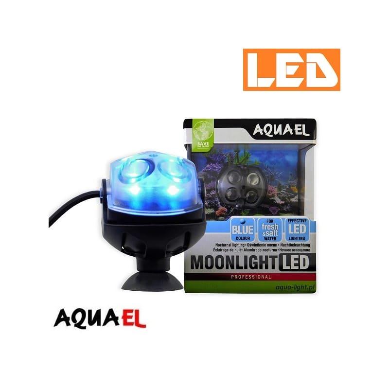 Oświetlenie Nocne Moonlight Led Firmy Aquael Do Akwarium