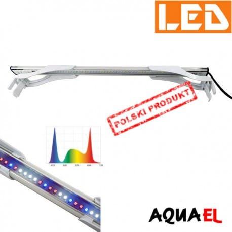 LEDDY SLIM Plant 10W - 8000K AQUAEL biała | sklep AQUA-LIGHT.pl