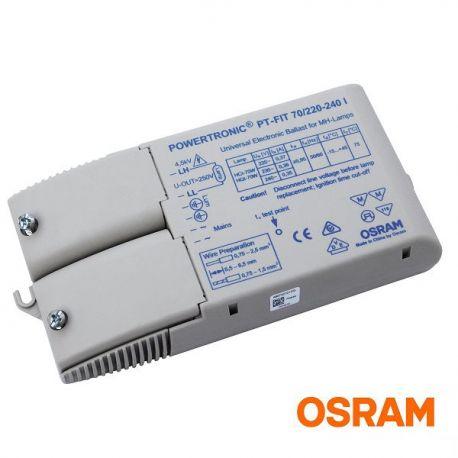 Statecznik elektroniczny POWERTRONIC PT-FIT 70W I OSRAM | sklep AQUA-LIGHT.pl