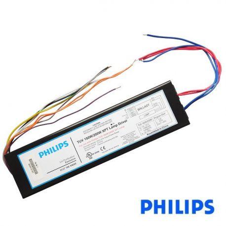 Statecznik elektroniczny PHILIPS TUV 180W/200W XPT, do lamp UV-C TUV XPT | sklep AQUA-LIGHT.pl