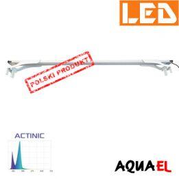 LEDDY SLIM Actinic 36W - światło aktyniczne AQUAEL biała